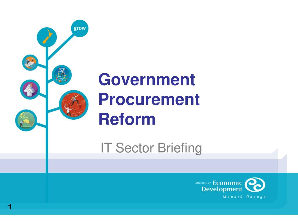 government procurement reform l.