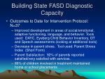 building state fasd diagnostic capacity28