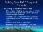 building state fasd diagnostic capacity8