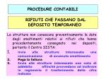 procedure contabili