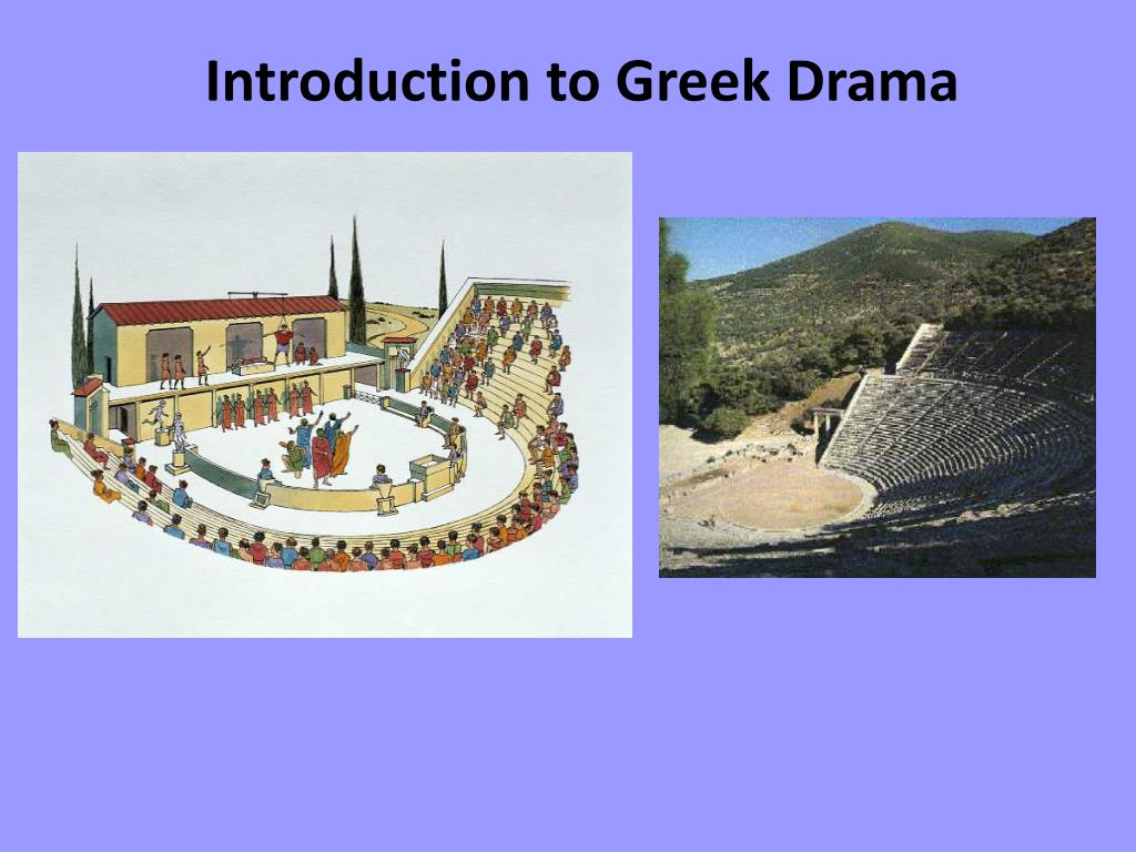 introduction to greek drama l.