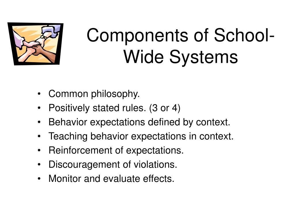 Components of School-Wide Systems