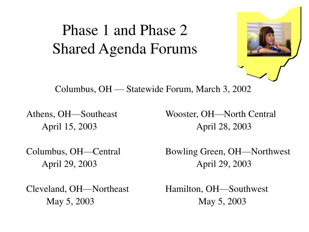 Phase 1 and Phase 2
