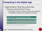 computing in the digital age26