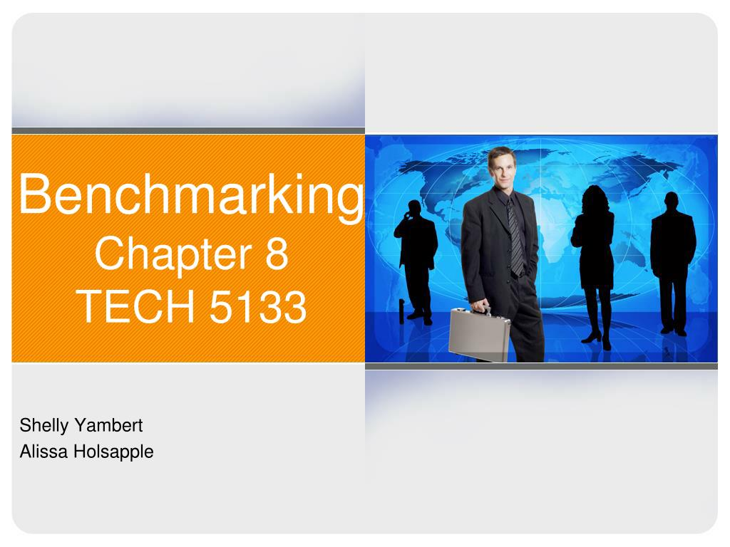 benchmarking chapter 8 tech 5133 l.
