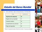 estudio del banco mundial8