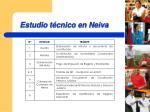 estudio t cnico en neiva