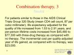 combination therapy 3