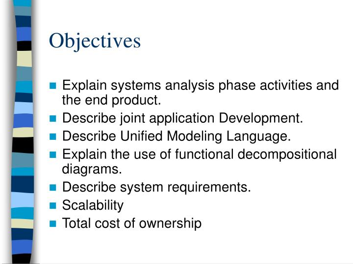 Ppt Phase 2 Systems Analysis Powerpoint Presentation Id536425