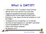 what is dmtcp