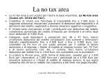 la no tax area