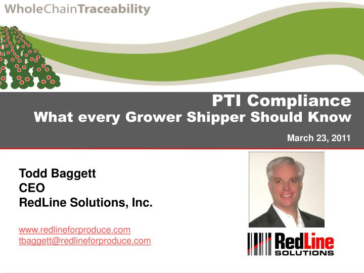 pti compliance what every grower shipper should know n.