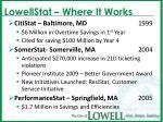 lowellstat where it works12