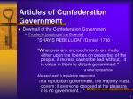 articles of confederation government13
