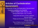 articles of confederation government14