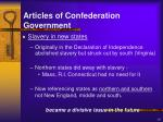 articles of confederation government19