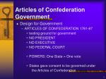 articles of confederation government3