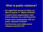 what is public relations1