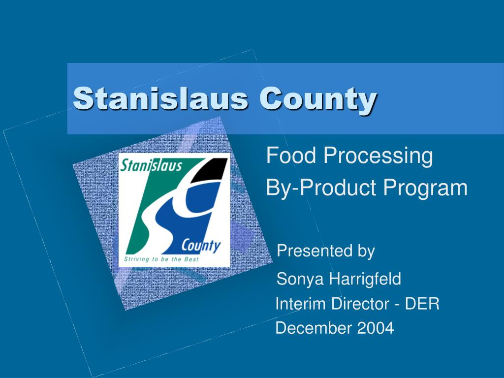 stanislaus county l.