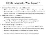 8 12 microsoft what remedy