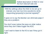 edited description of agc in new k3 from elecraft web site