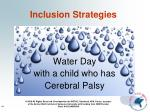 inclusion strategies44