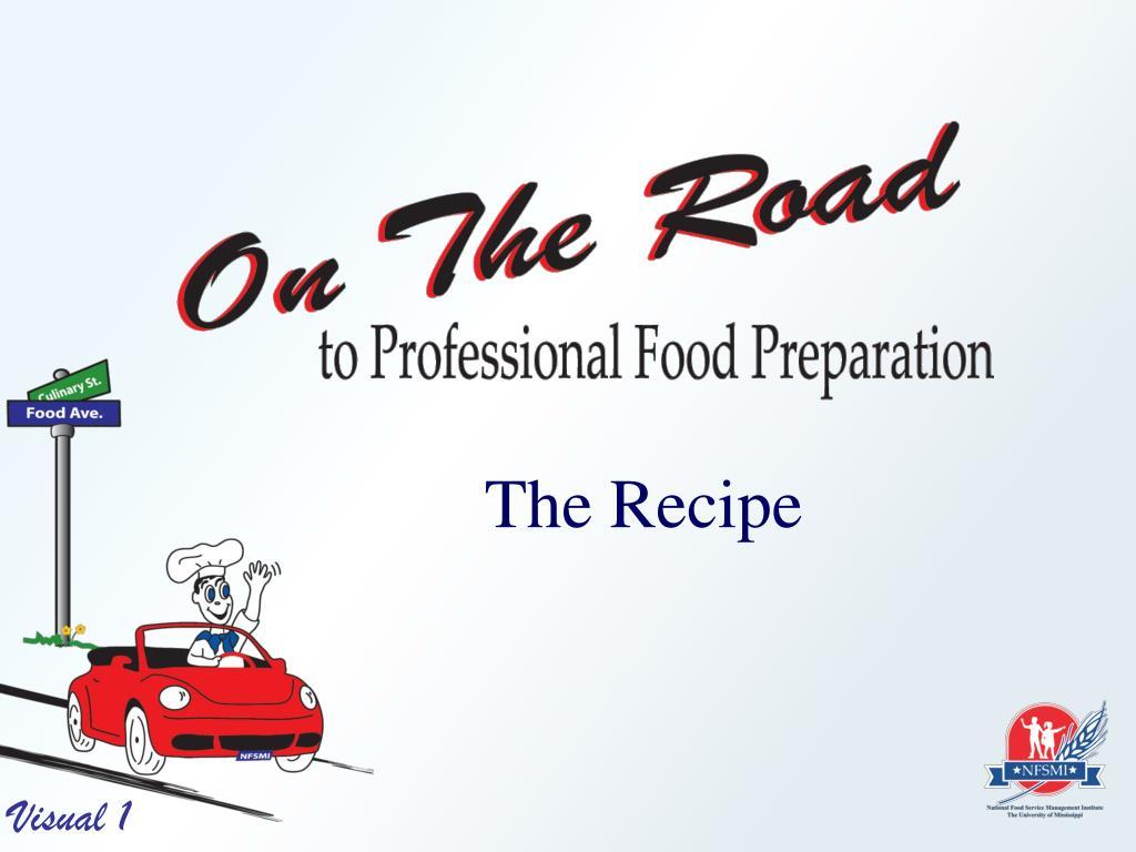 the recipe l.