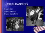 1920s dancing