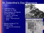 st valentine s day massacre