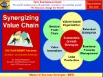 synergizing value chain
