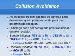 collision avoidance46