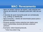 mac revezamento