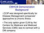 cmhcb demonstration background17