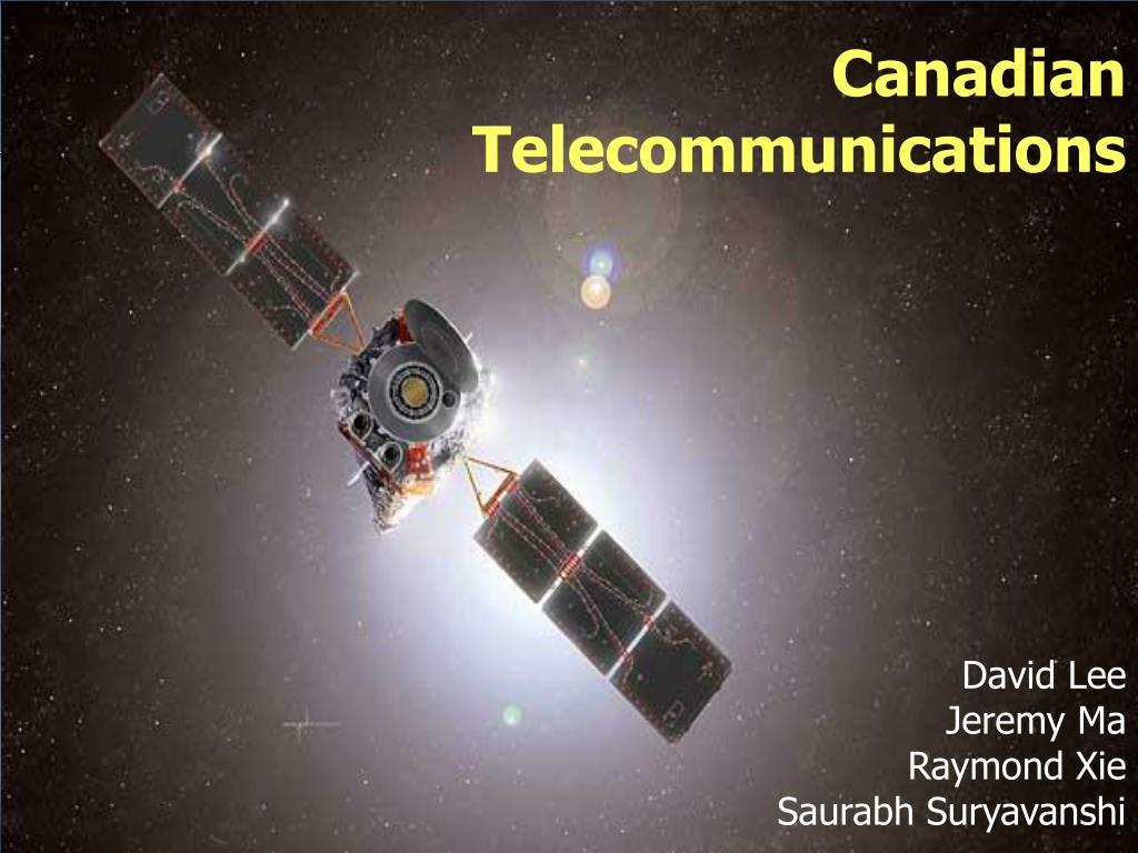 canadian telecommunications l.