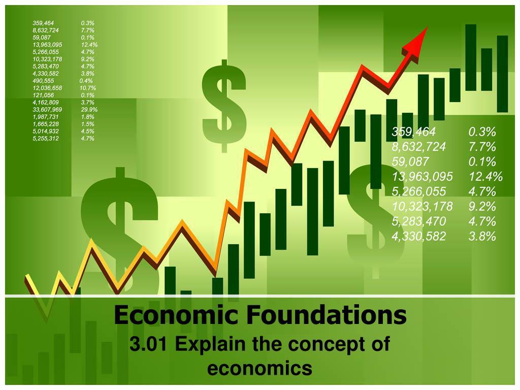 economic foundations l.