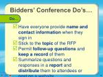 bidders conference18