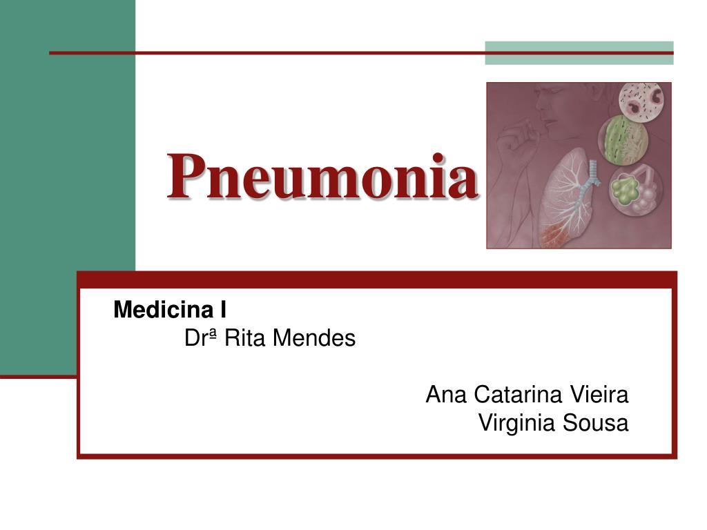 pneumonia l.
