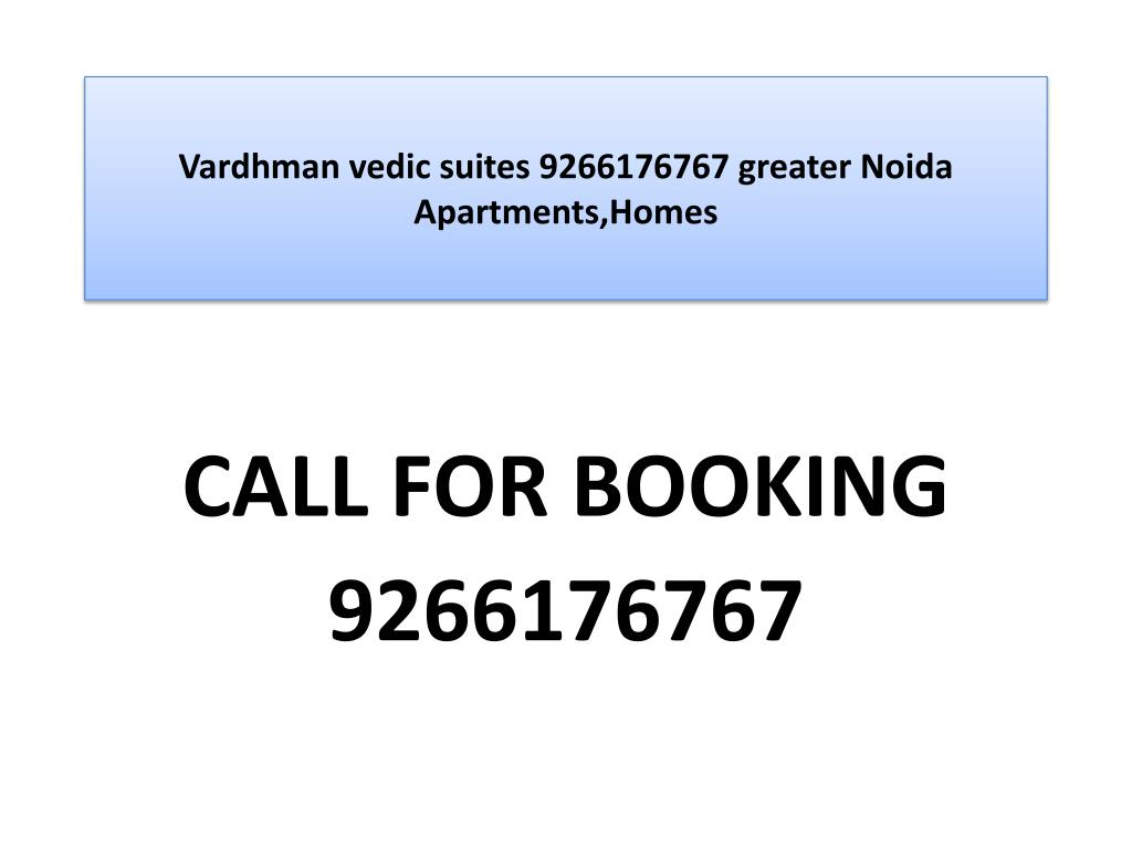 vardhman vedic suites 9266176767 greater noida apartments homes l.