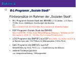 b l programm soziale stadt21