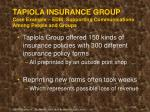tapiola insurance group case example edm supporting communications among people and groups