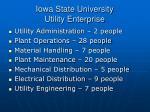 iowa state university utility enterprise16