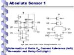 absolute sensor 1