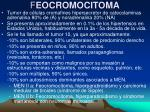 f eocromocitoma
