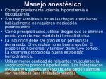 manejo anest sico33