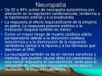 neuropat a