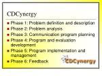 cdcynergy