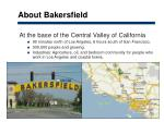 about bakersfield