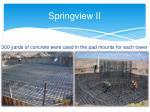 springview ii9