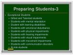 preparing students 3