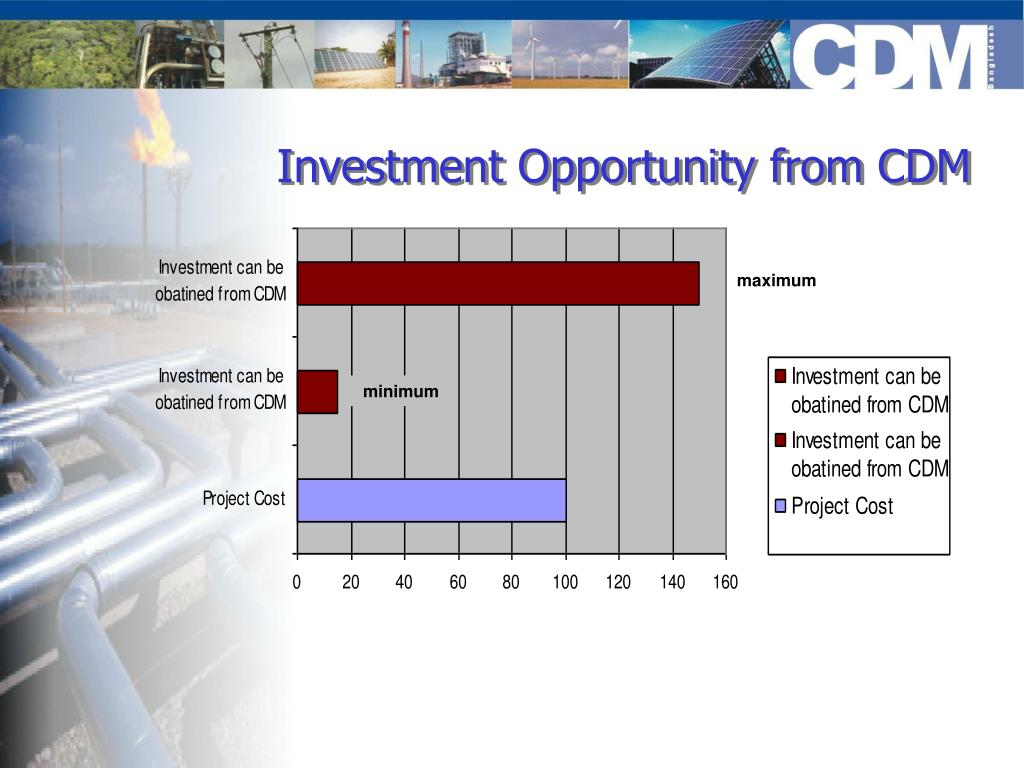 Investment Opportunity from CDM